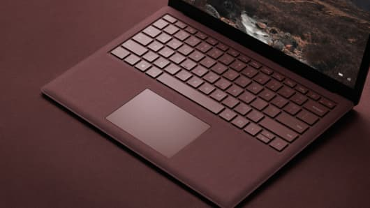 Handout: Surface Laptop 4
