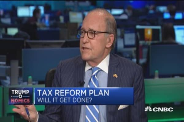 Kudlow: This is a wage-earners tax cut