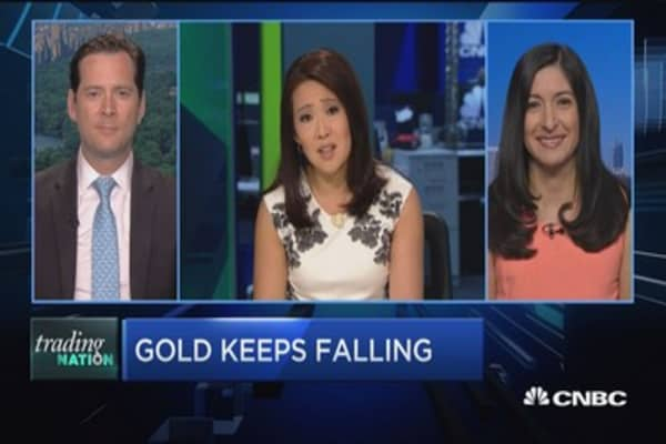 Trading Nation: Go for the gold?