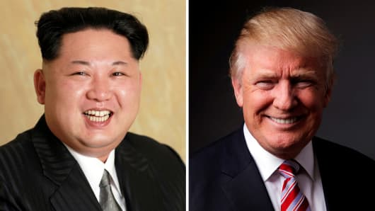 Trump tweets backhanded warning to North Korea, mentions upgraded United States  nuclear arsenal