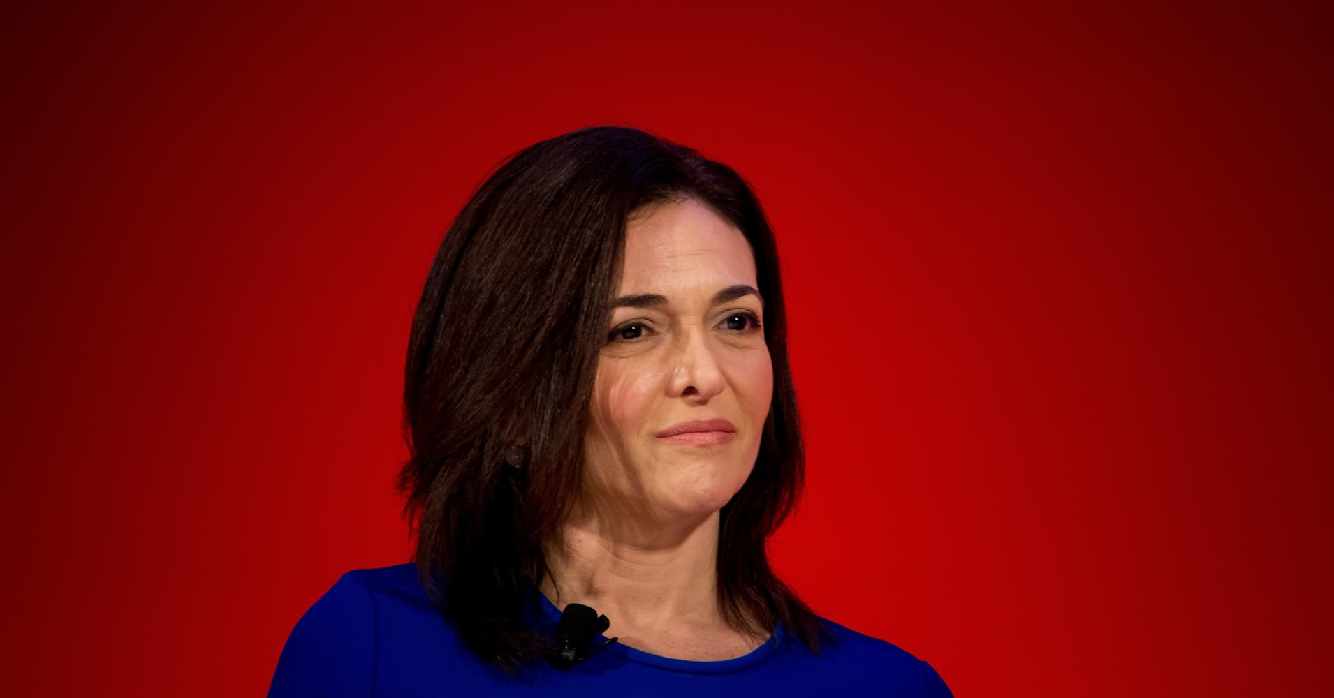 Facebook's Sheryl Sandberg says the company needs to do more to protect civil rights of users