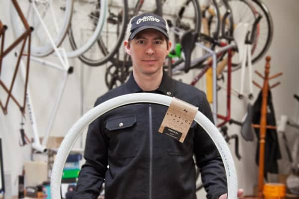 Nick Ginster grew his bike manufacturing business with the help of the Scale Up program.