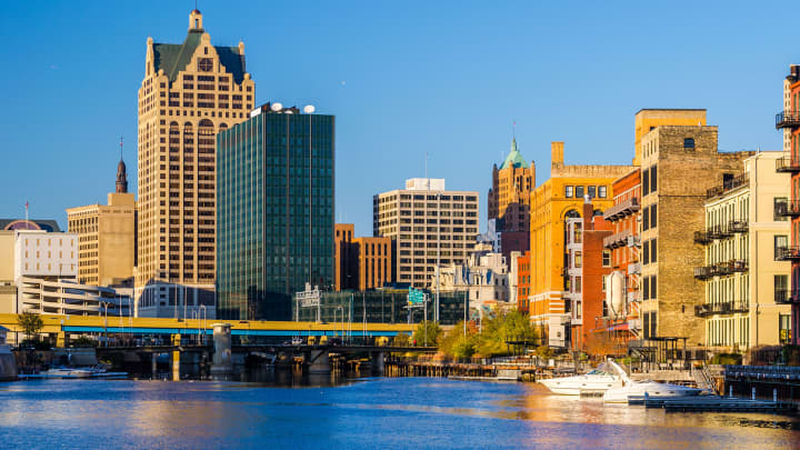 Downtown Milwaukee: small businesses are rising in this Midwestern city