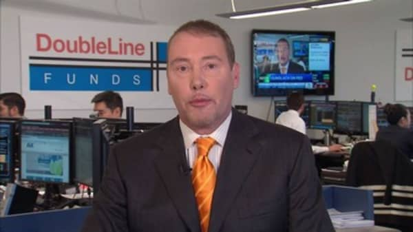 Gundlach sees a summer market correction
