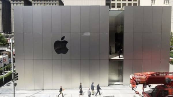 Apple wants to double the revenue of its services business by 2020