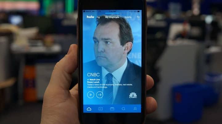 CNBC Tech Hulu Live TV 5