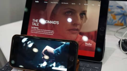 CNBC Tech Hulu Live TV 11
