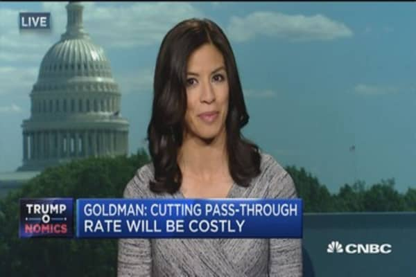 Goldman: Cutting pass-through rate will be costly
