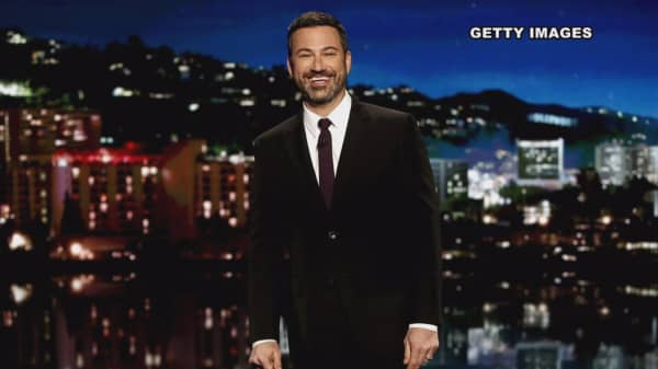 Kimmel's monologue on Trump's health policies goes viral