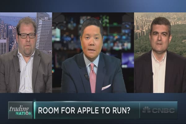 Does Apple still have room to run?