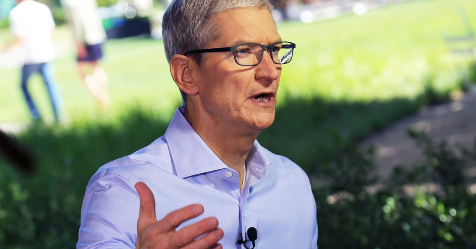 Thrilled by the response apple ceo tim cook said in a tweet that it - Thrilled By The Response Apple Ceo Tim Cook Said In A Tweet That It 54