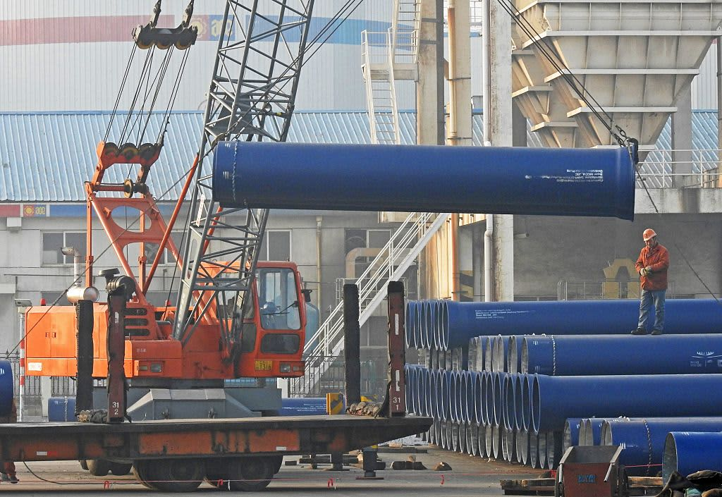 China steel, iron ore demand consistent on economic development ...