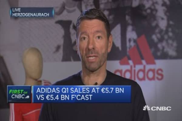 We've had 3 great years in the US but there's long road ahead: Adidas CEO