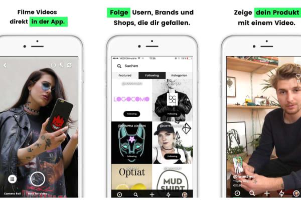 The Yeay app