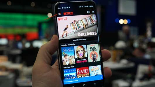 CNBC Tech: Netflix Offline 1