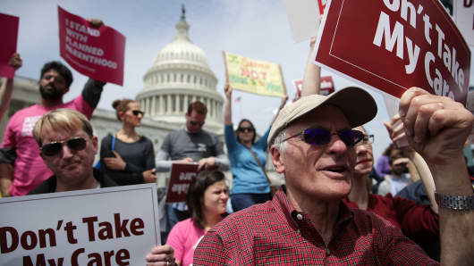 Letter to the Editor: Activists right on Senate health care bill