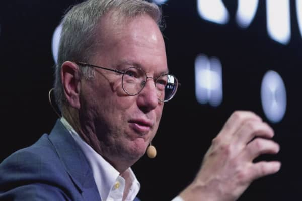 Alphabet executive chairman called limiting H-1B visas 'the stupidest policy'
