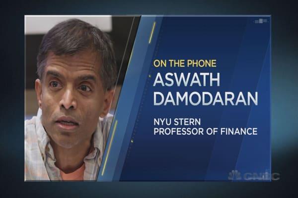 Is Tesla overvalued? 'Dean of Valuation' Damodaran weighs in