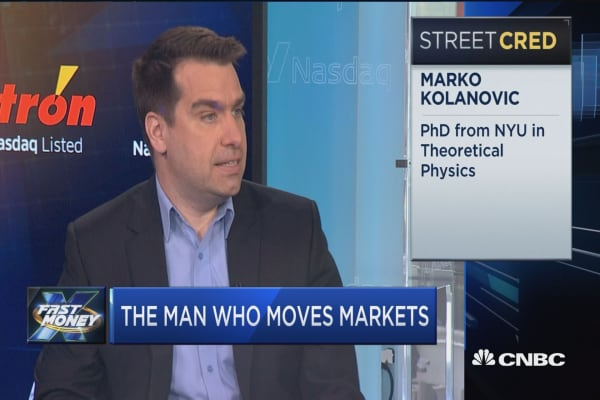 One of Wall street's most accurate forecasters now sees this
