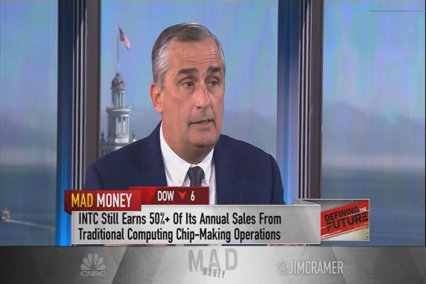 Intel CEO Krzanich: Best time ever to buy a PC