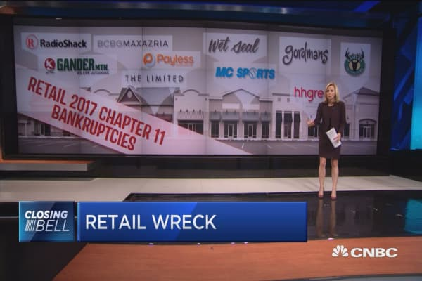 Retail's big problem