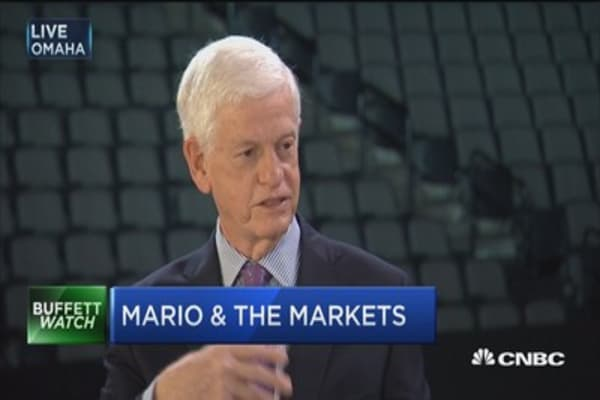 Trucking a great way to play infrastructure:  Mario Gabelli