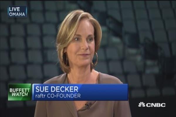 Yahoo sale 'inevitable': Sue Decker