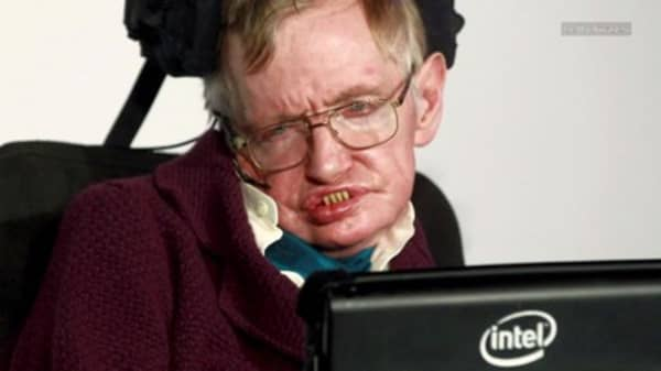 Stephen Hawking is shortening his deadline for interplanetary colonization