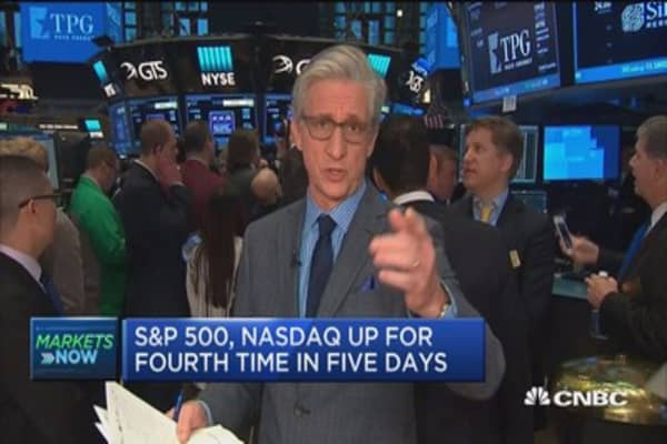 S&P, Nasdaq higher as market opens