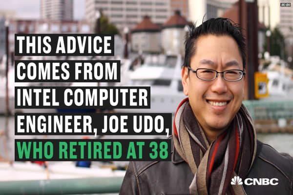Here's how this Intel computer engineer retired by 38