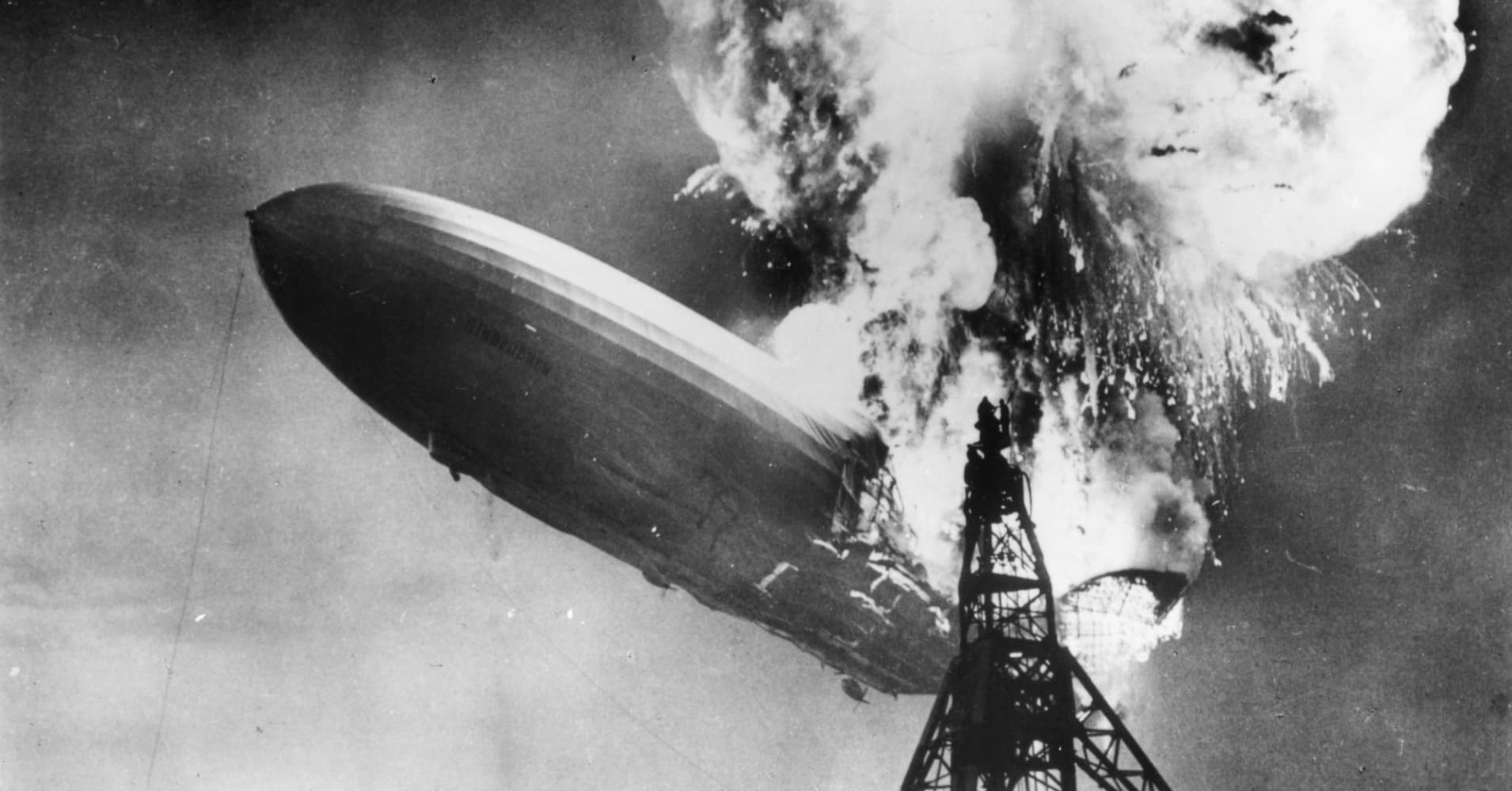 The Hindenburg omen — a questionable crash indicator still riding 1987 fame — has been triggered