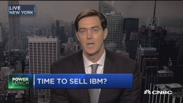IBM should have been more aggressive: Analyst