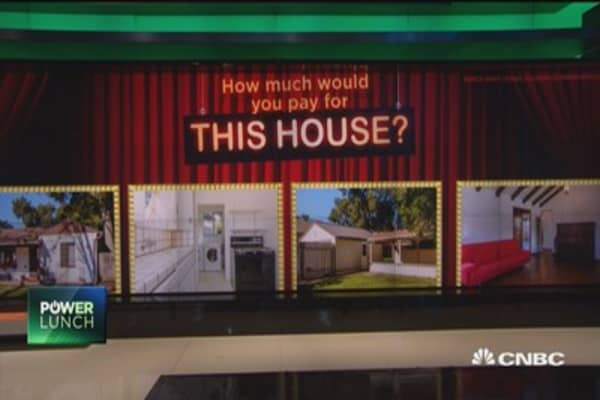 How much would you pay for this house?
