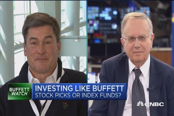 Regular investors should buy low cost index funds: Expert