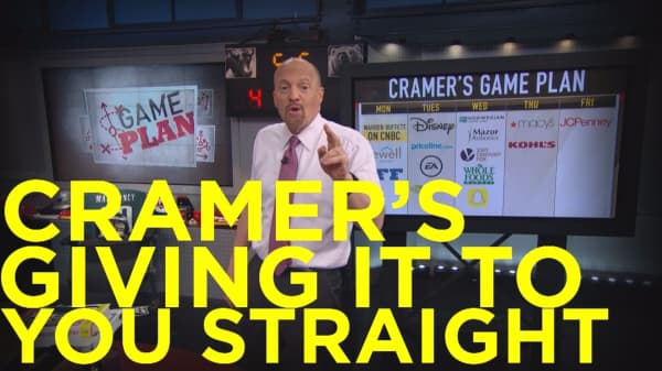 Cramer Remix: Newell Brands is up against a big problem
