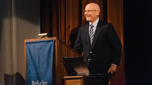 David Patterson, former professor at UC Berkeley