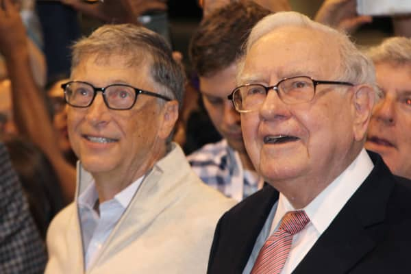 Bill Gates and Warren Buffett met in 1991 and have been friends for almost 28 years.