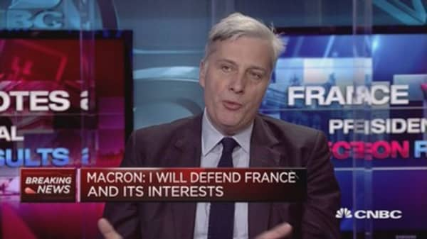 French structural reforms will take years: Economist