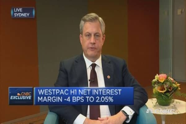 Westpac to continue focusing on managing margins: CEO