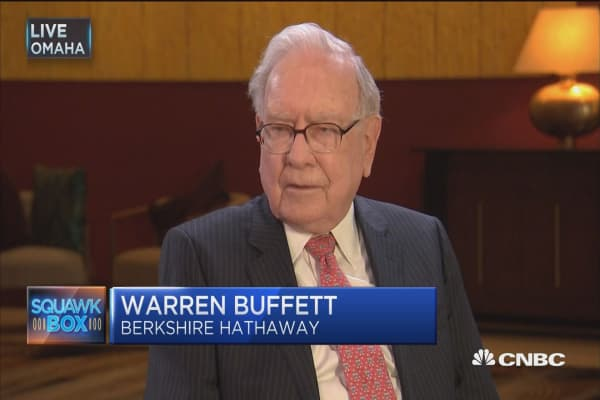 Buffett: 3G has followed the standard capitalist formula