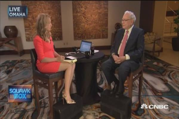 Buffett: Wells Fargo obviously incentivized the wrong thing