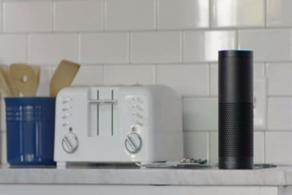 Amazon is the top-dog in the voice-controlled speaker market