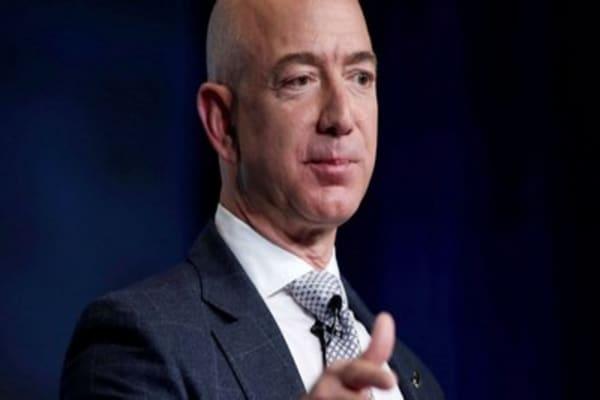 Bezos praising artificial intelligence development across the boards