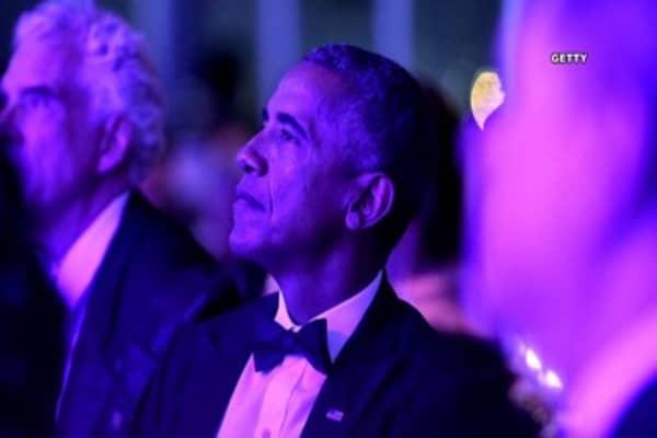 Obama defends Obamacare