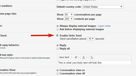 How To Recall An Email >> How To Recall An Email In Gmail Or Outlook
