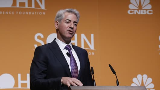 William Ackman speaking at the 22nd Annual Sohn Investment Conference on May 8, 2017.