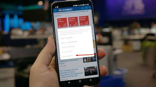 CNBC Tech: Google download offline 2