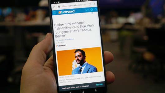 CNBC Tech: Google download offline 4