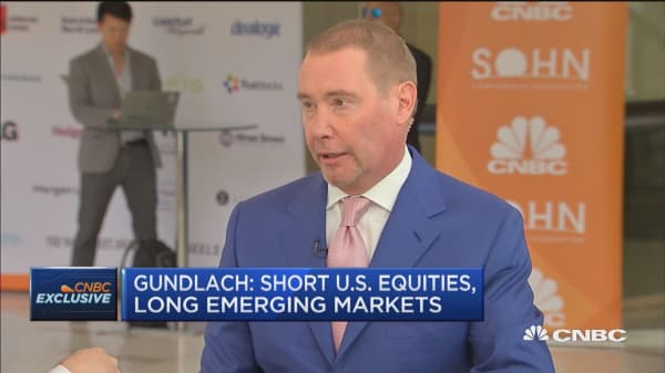 Gundlach: Passive investing doesn't exist
