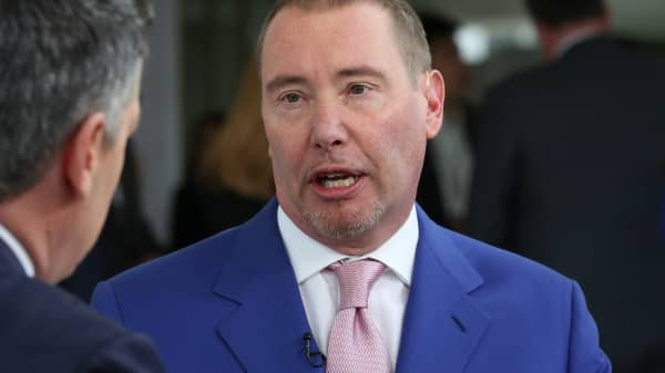 Jeffrey Gundlach speaking at the 22nd Annual Sohn Investment Conference on May 8, 2017.